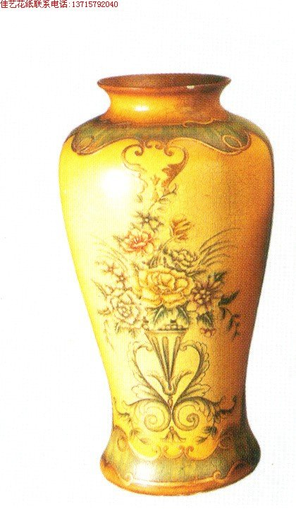 陶瓷贴花纸